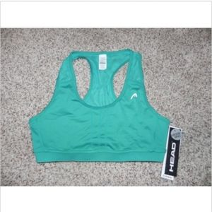 Head Sports Bra Size Small Dri Motion Womens NWT